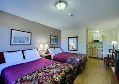 Intown Suites Extended Stay Houston - Westchase - Houston - Bedroom