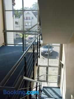 Sporthotel Wiedenbrück - Rheda Wiedenbrueck - Balcony