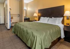 Quality Inn & Suites Lenexa Kansas City - Lenexa - Makuuhuone