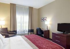 Comfort Inn & Suites - Fayetteville - Bedroom