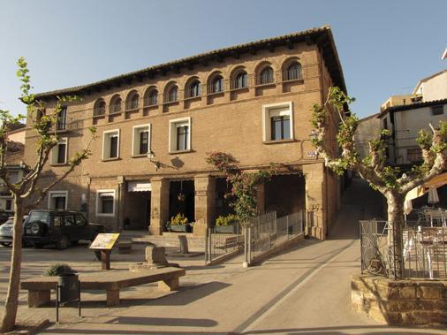 Hospederia de Loarre - Loarre - Building