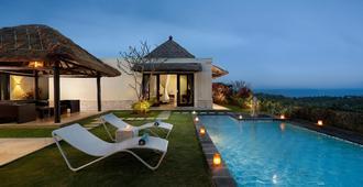 Hillstone Villas Resort Bali - Uluwatu - Pool