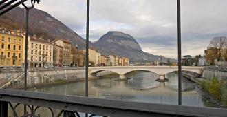 Ibis Grenoble Centre Bastille - גרנובלה - נוף חיצוני