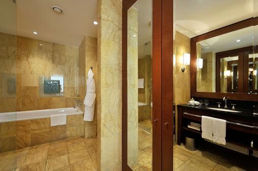 Regent Warsaw Hotel - Warsaw - Phòng tắm