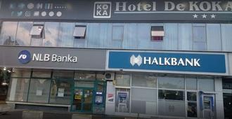 Hotel De Koka - สโกเปีย