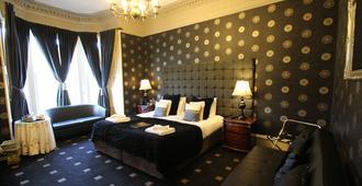 The Sandaig - אדינבורו - חדר שינה