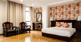 Little Brick Saigon Hotel - Ho Chi Minh City - Bedroom