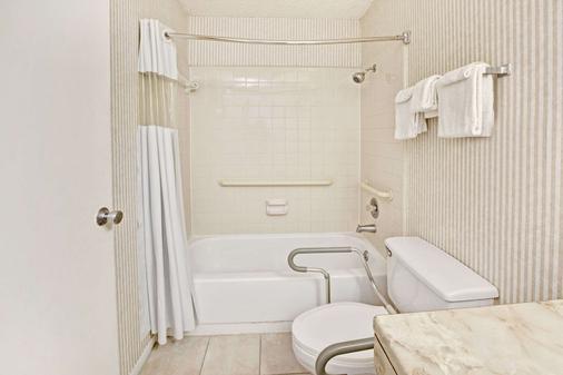 Knights Inn Houston Hobby Airport - Houston - Phòng tắm