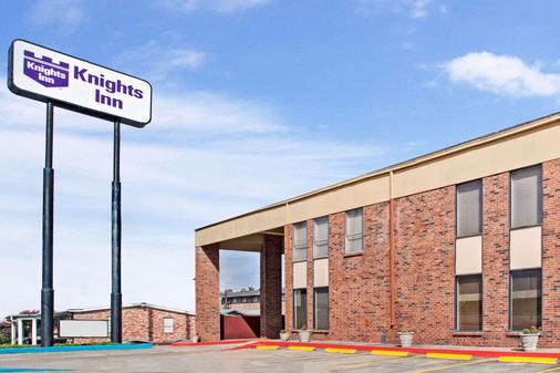 Knights Inn Houston Hobby Airport - Houston - Toà nhà