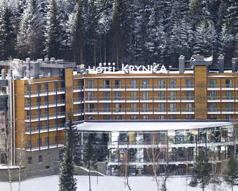Hotel Krynica - Krynica-Zdrój - Budynek
