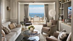 Hôtel Barrière Le Majestic Cannes - Cannes - Sala de estar