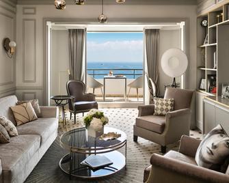 Hôtel Barrière Le Majestic Cannes - Cannes - Living room
