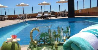 Plaza Praia Suites - פורטאלזה - בריכה