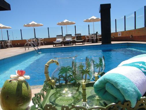 Plaza Praia Suites - Fortaleza - Πισίνα