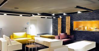 埃因霍溫考凱恩鉑爾曼酒店 - 艾恩德霍芬 - 埃因霍溫 - 休閒室