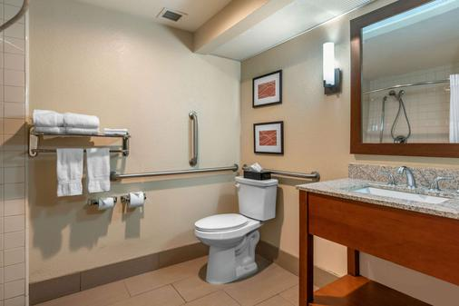 Comfort Inn & Suites Sacramento - University Area - Sacramento - Bathroom