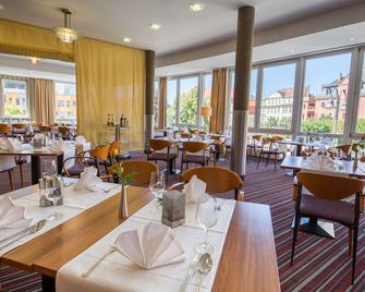 Best Western Plus Hotel Bautzen - Бауцен - Ресторан