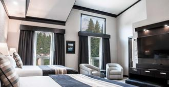 Charltons Banff - באנף - חדר שינה