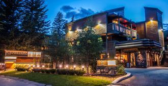 Charltons Banff - Banff - Building
