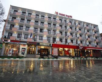 Hotel Arges - Piteşti - Building