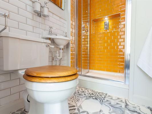 攝政賓館 - 劍橋 - 劍橋 - 浴室