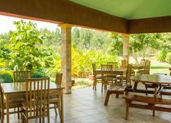 Kabalega Resort - Masindi - Restaurant
