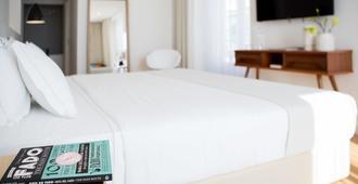 ذي 8 داون تاون سويتس - لشبونة - غرفة نوم