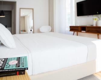 The 8 - Downtown Suites - Lisbon - Bedroom