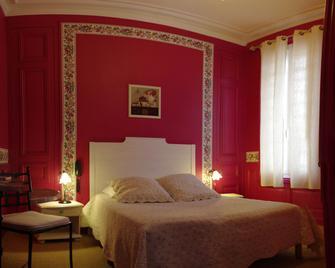 Hotel D'Angleterre - Fécamp - Bedroom