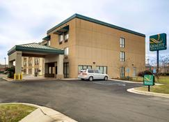 Quality Inn & Suites - Hattiesburg - Κτίριο