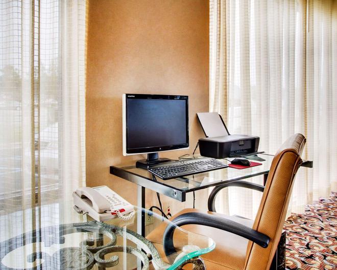品質套房酒店 - 哈提斯堡 - 哈蒂斯堡 - 商務中心