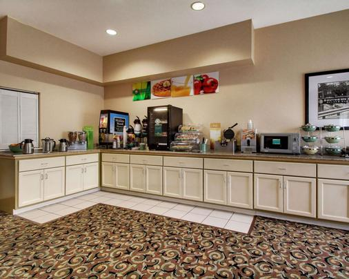 Quality Inn & Suites - Hattiesburg - Buffet