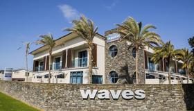 Waves Motel - Auckland - Toà nhà