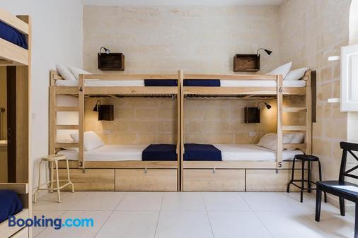 雙枕旅館 - 斯利馬 - 斯利馬 - 臥室