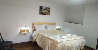 Anais Y Nicolas Hostel - Cusco - Bedroom