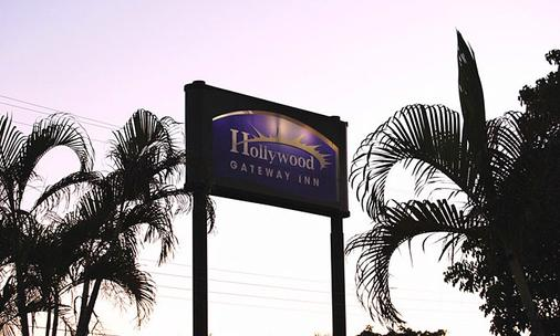 Hollywood Gateway Inn - Hollywood - Outdoor view