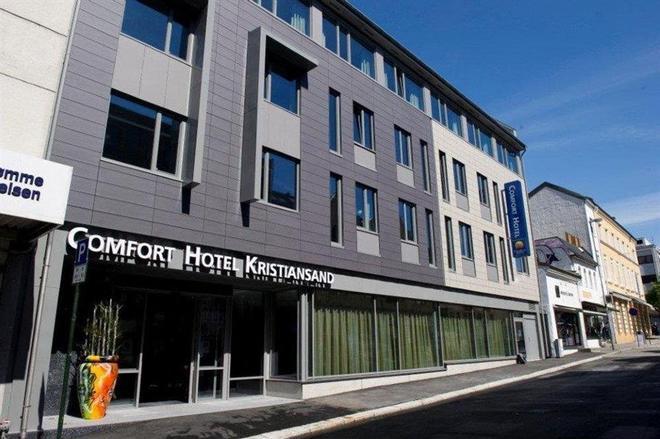 Comfort Hotel Kristiansand - Kristiansand - Rakennus