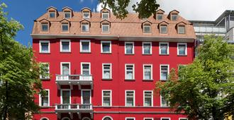 Top Hotel Amberger - Wurzburgo - Edificio