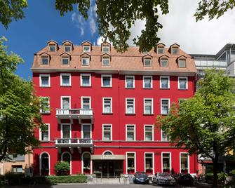 Top Hotel Amberger - Wurzburg - Building