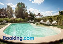 Auberge Gardoise - Vallérargues - Pool