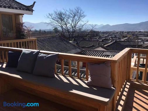 Jianshe Inn - Lijiang - Balcony