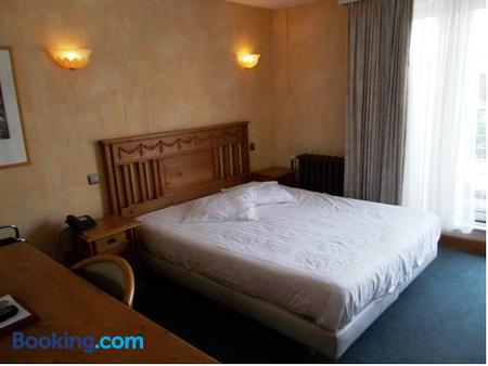 曼尼托巴酒店 - 布蘭肯伯格 - 布蘭肯貝赫 - 臥室