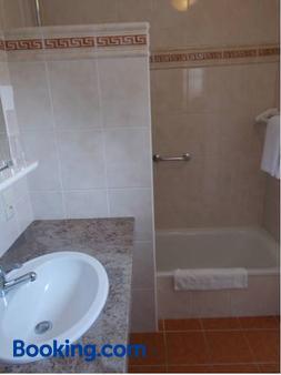 曼尼托巴酒店 - 布蘭肯伯格 - 布蘭肯貝赫 - 浴室