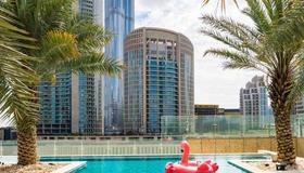 Sofitel Dubai Downtown - Dubai - Building