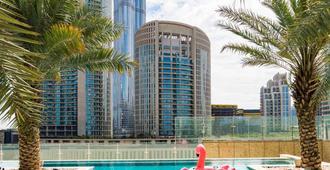 Sofitel Dubai Downtown - Dubaï - Bâtiment