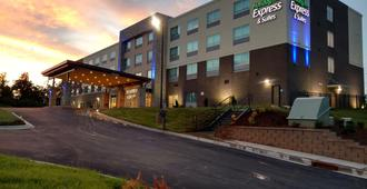 Holiday Inn Express & Suites Charlotte Ne - University Area - Charlotte - Byggnad