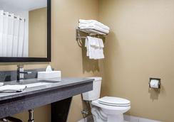 Comfort Inn & Suites - Ashland - Bathroom