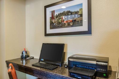 Comfort Inn & Suites - Ashland - Business centre