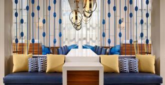 Sonesta Es Suites Houston Galleria - Houston - Area lounge