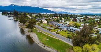 Lakeside Motel and Apartments - Te Anau - טה אנאו - נוף חיצוני